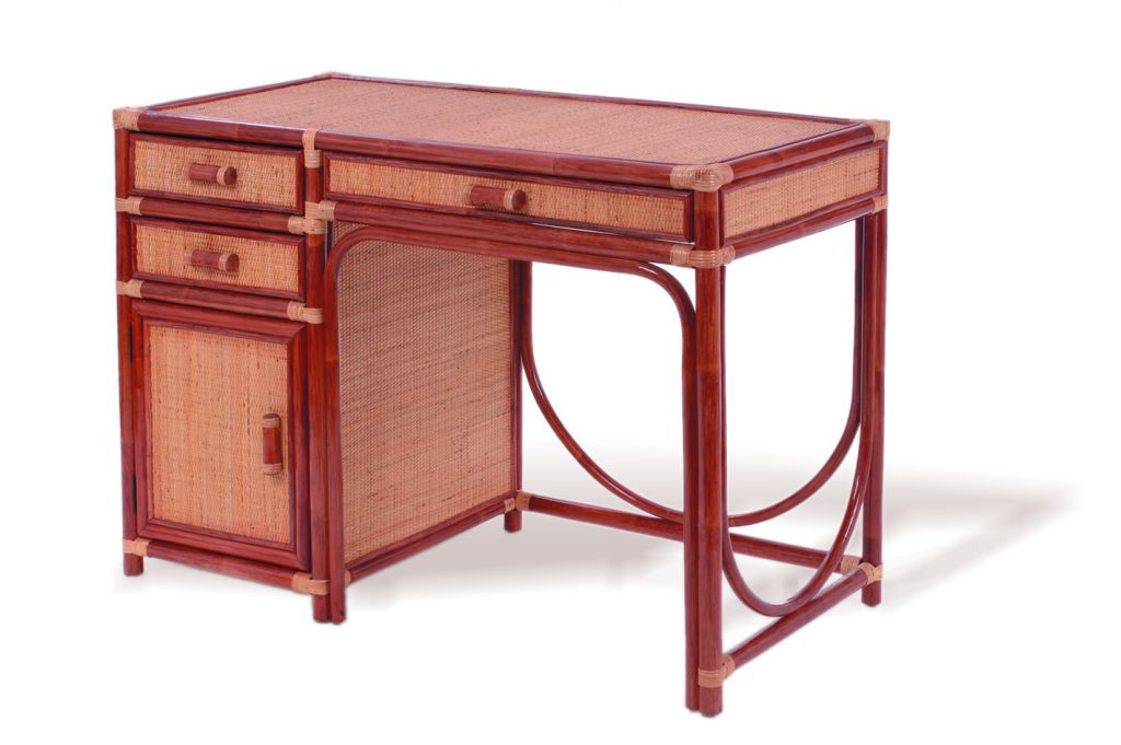 Стол письменный 22-02 - купить мебель из ротанга.
