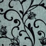 гобелен-серый-цветы
