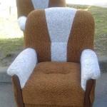 букле кресло