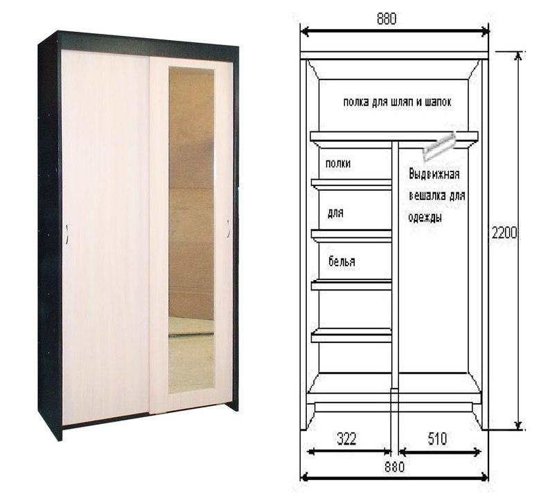 Мебель с доставкой шкафы,прихожие..